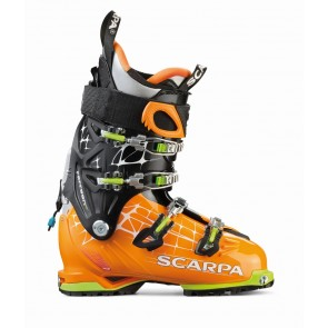 Scarpa Freedom Rs Orange/White-20
