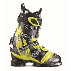 Scarpa Tx Comp Antracite/Acid Green-20