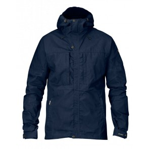 FjallRaven Skogsö Jacket Dark Navy-20