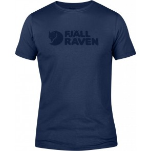 FjallRaven Logo T-shirt Blueberry-20