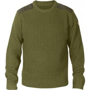 FjallRaven Sarek Knit Sweater Dark Olive-20