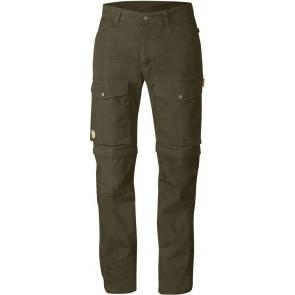 FjallRaven Gaiter Trousers No. 1 Dark Olive-20