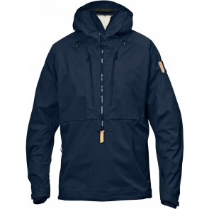 FjallRaven Keb Eco-Shell Anorak Dark Navy-20