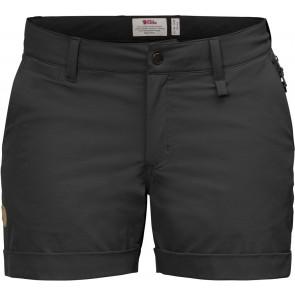 FjallRaven Abisko Stretch Shorts W Black-20