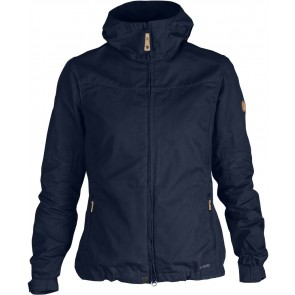 FjallRaven Stina Jacket Dark Navy-20