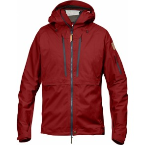 FjallRaven Keb Eco-Shell Jacket Lava-20