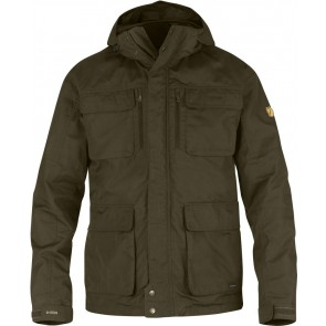 FjallRaven Montt 3 in 1 Hydratic Jacket Dark Olive-20