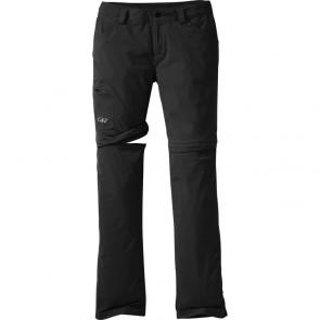 Outdoor Research Women´s Equinox Convert Pants Black-20