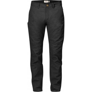 FjallRaven Sレrmland Tapered Trousers Dark Grey-20