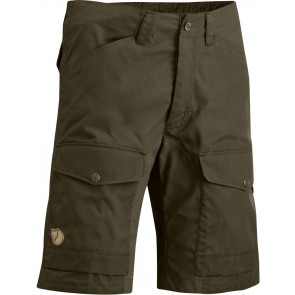 FjallRaven Shorts No.5 Dark Olive-20