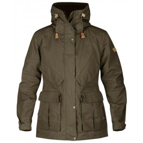FjallRaven Jacket No.68 W Dark Olive-20