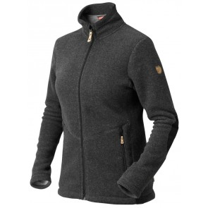 FjallRaven Alice Fleece Dark Grey-20