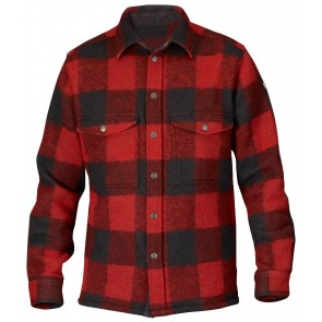 FjallRaven Canada Shirt Red-20