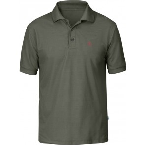 FjallRaven Crowley Pique Shirt Mountain Grey-20
