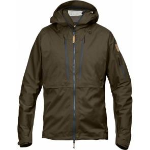 FjallRaven Keb Eco-Shell Jacket Khaki-20