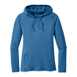 Outdoor Research Women's Ensenada Sun Hoody cornflower-20