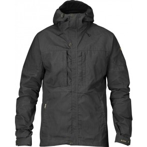 FjallRaven Skogsö Jacket Dark Grey-20