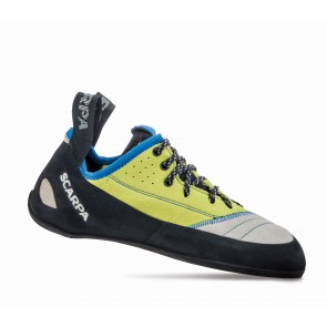 Scarpa Velocity L Lightgray/Lime Fluo-20