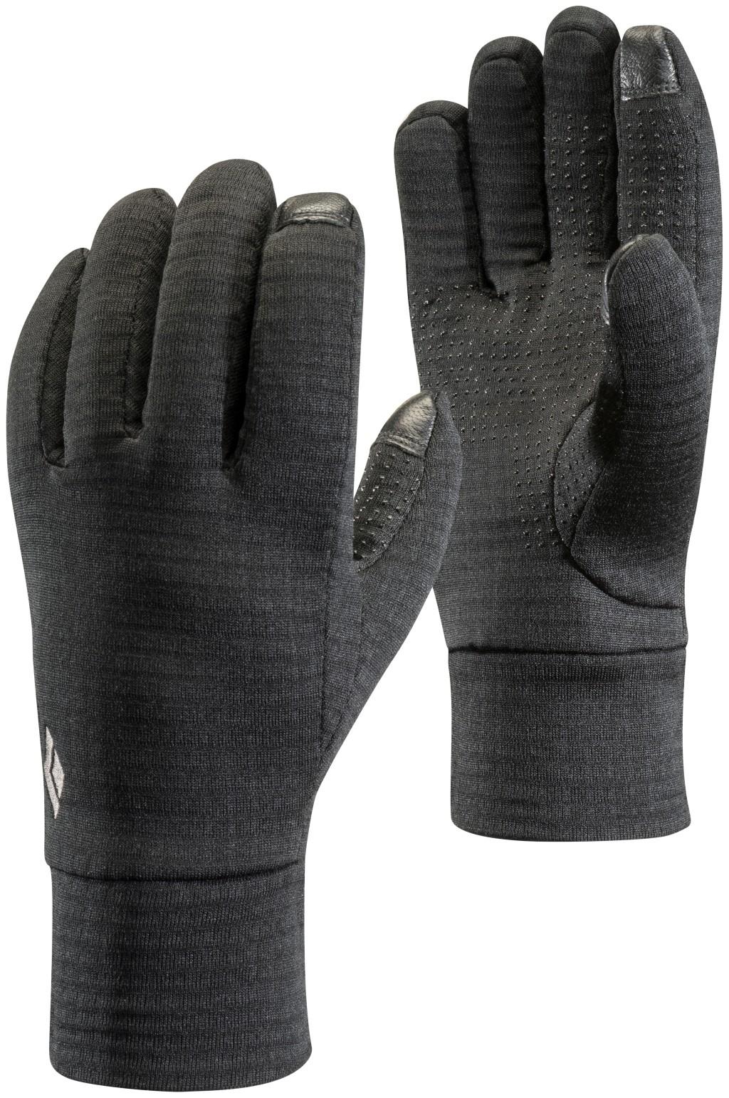 Black Diamond Midweight Gridtech Fleece Gloves