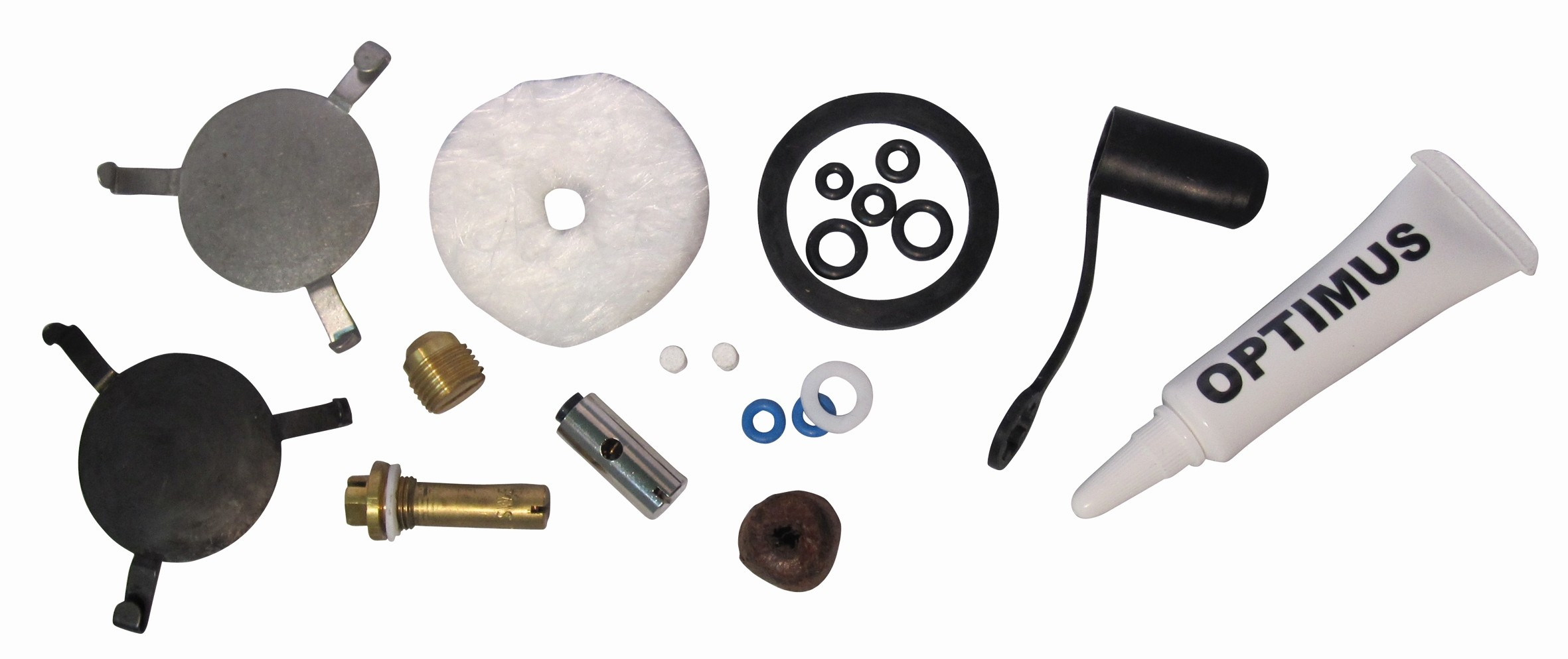 Optimus Nova, Nova+ & Polaris Spare Parts Kit