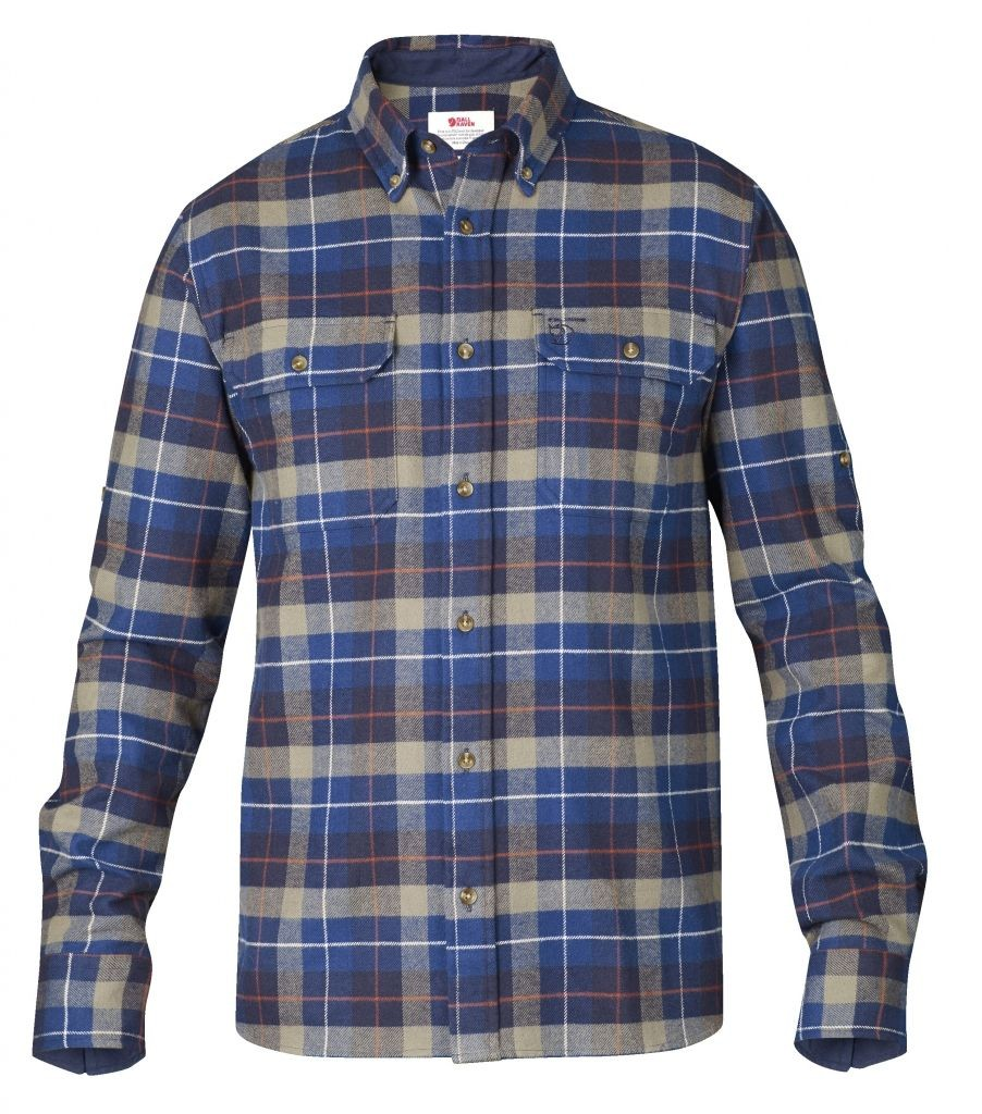 FjallRaven Sarek Heavy Flannel Shirt