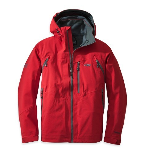Outdoor Research Gore Tex Jacket White Room