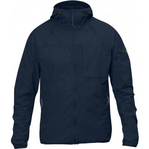 FjallRaven High Coast Wind Jacket Navy-20