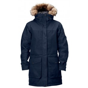 FjallRaven Barents Parka W. Dark Navy-20