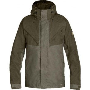 FjallRaven Drev Jacket Dark Olive-20