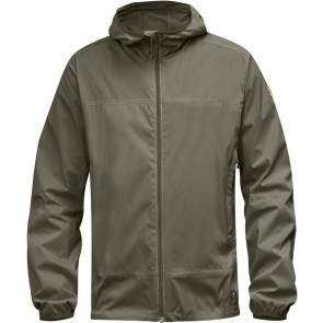 FjallRaven Abisko Windbreaker Jacket Tarmac-20
