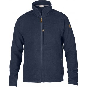 FjallRaven Buck Fleece Dark Navy-20