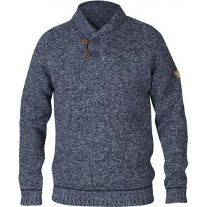 FjallRaven Lada Sweater Dark Navy-20