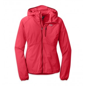 Outdoor Research Women's Tantrum Hooded Jacket flame-20