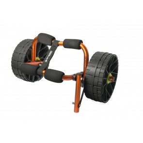 Sea To Summit Small Cart solid wheels Orange-20