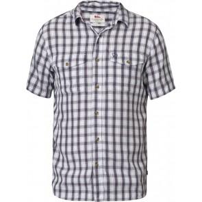 FjallRaven Abisko Cool Shirt SS Bluebird-20