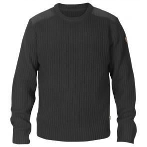 FjallRaven Sarek Knit Sweater Dark Grey-20