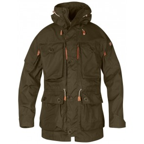 FjallRaven Smock No. 1 Dark Olive-20