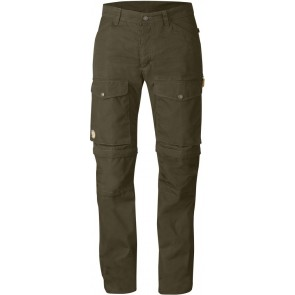 FjallRaven Gaiter Trousers No. 1 Dark Olive-20