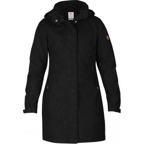 FjallRaven Una Jacket Black-20