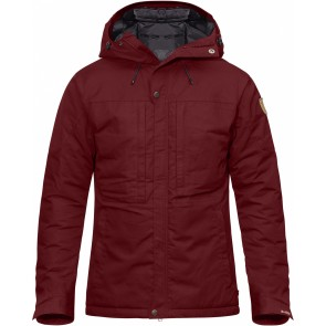 FjallRaven Skogsö Padded Jacket Red Oak-20