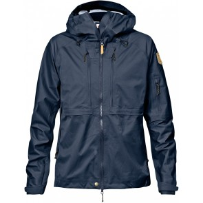 FjallRaven Keb Eco-Shell Jacket W Dark Navy-20