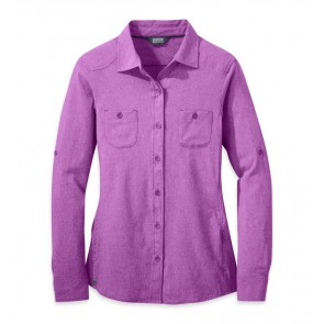 Outdoor Research Women's Reflection L/S Shirt wisteria-20
