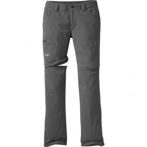 Outdoor Research Women´s Equinox Convert Pants Charcoal-20