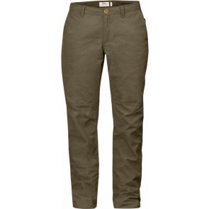 FjallRaven Sormland Tapered Trousers W Taupe-20