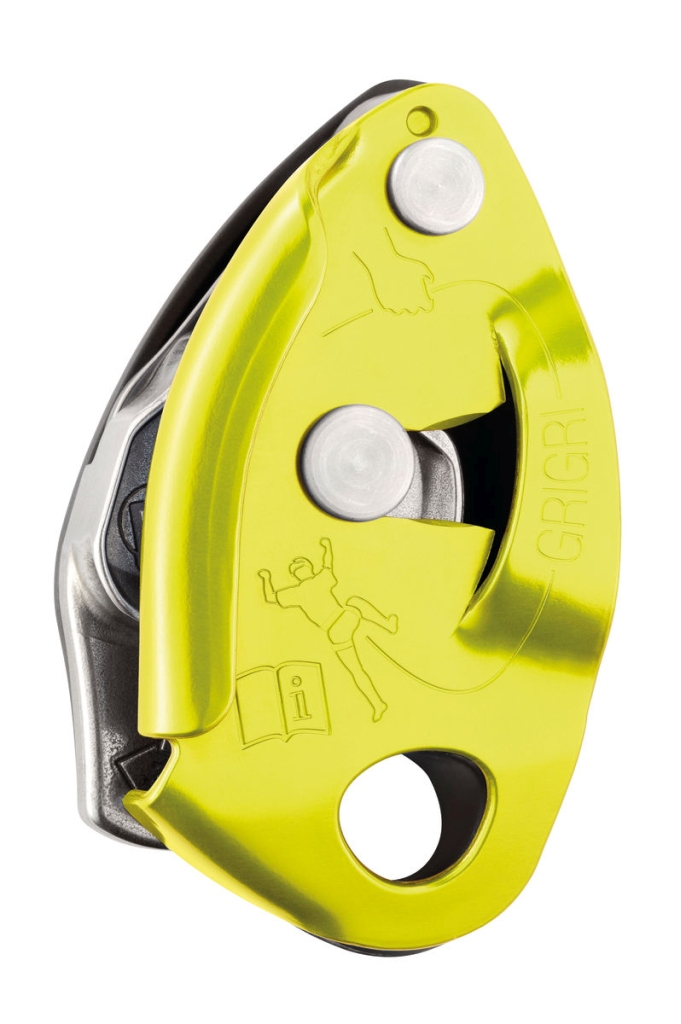 Petzl Grigri 2 Yellow-30