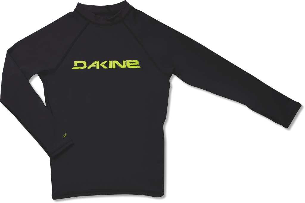 Dakine Boys Heavy Duty L/S (SNUG) Black-30