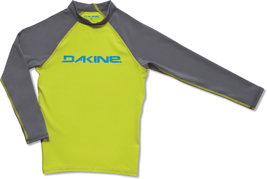 Dakine Boys Heavy Duty L/S (SNUG) Citron-30