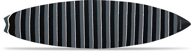 "Dakine 6'3"" Knit Surf Bag-Thruster Black-30"