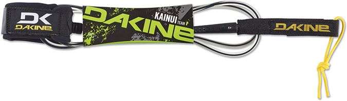 "Dakine Kainui Team 6'X 1/4"" Black / Clear-30"