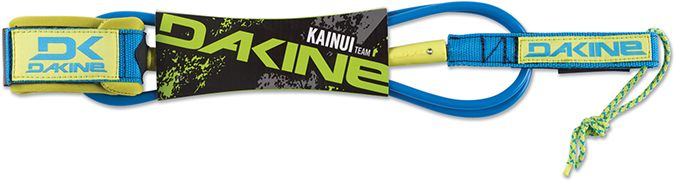 "Dakine Kainui Team 6'X 1/4"" Neon Blue-30"